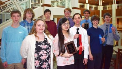 CHS Japanese Olympiad Team wins third consecutive state championship