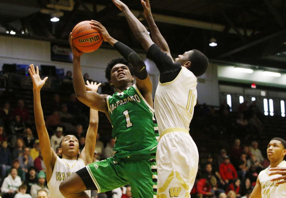 Valparaiso vs. Warren Central in Hall of Fame Classic