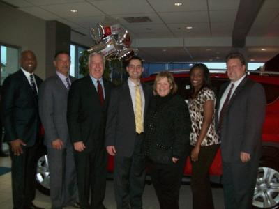 New Owners At River Oaks Toytoa Unveil Dealership South Suburban