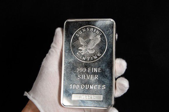 Silver Prices Poised for More Gains in 2016