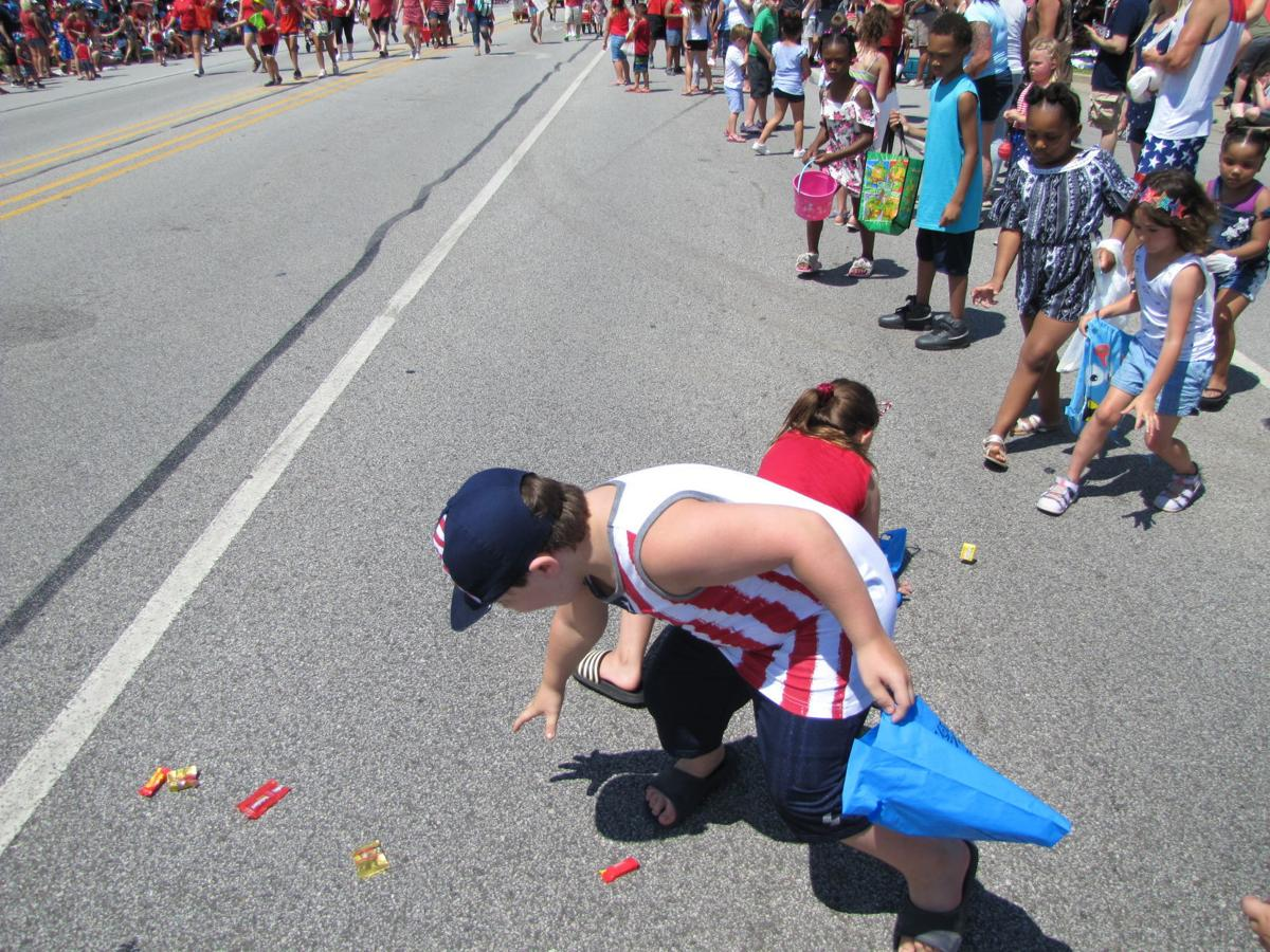 Portage Fourth of July parade