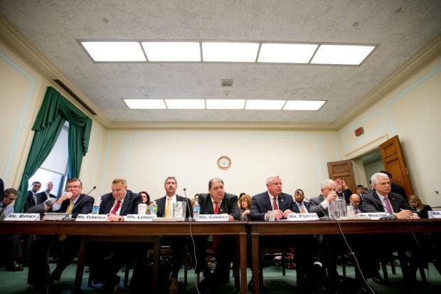 Washington has hearing on steel imports, 13,500 steelworker layoffs