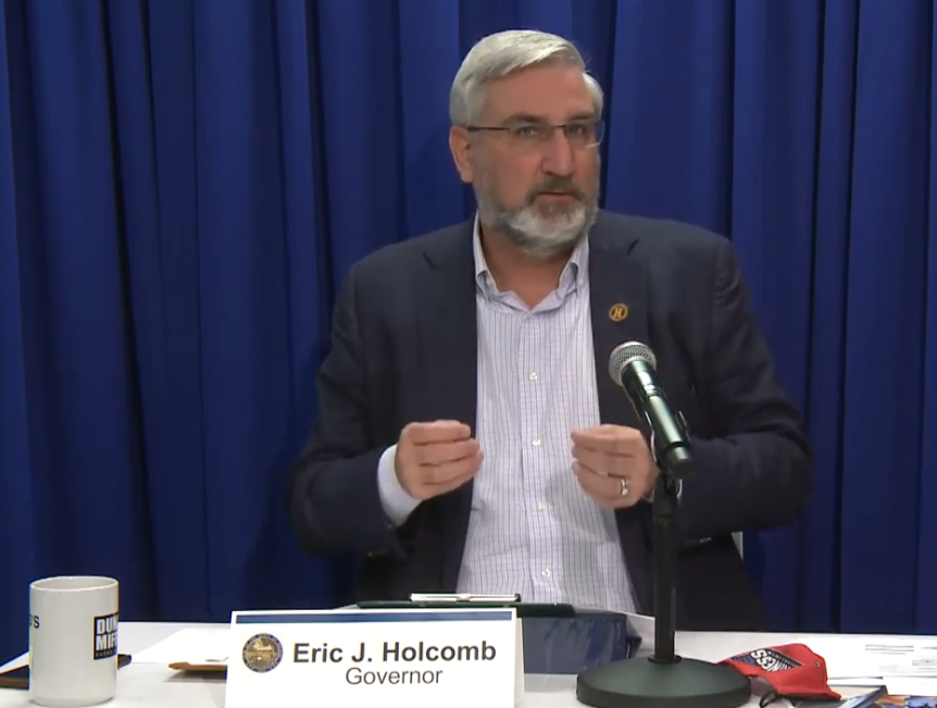 WATCH NOW: Indiana expanding COVID-19 vaccine eligibility to all school personnel of any age starting Monday