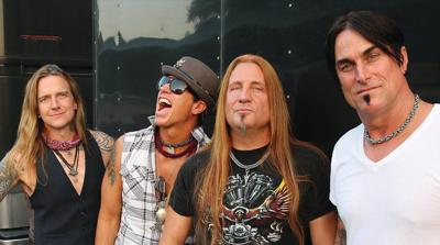 Heavy metal band Jackyl to rock Highland