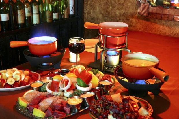 Geja's Cafe Fondue Feast