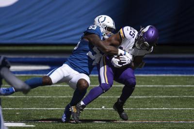 Darius Leonard, Colts
