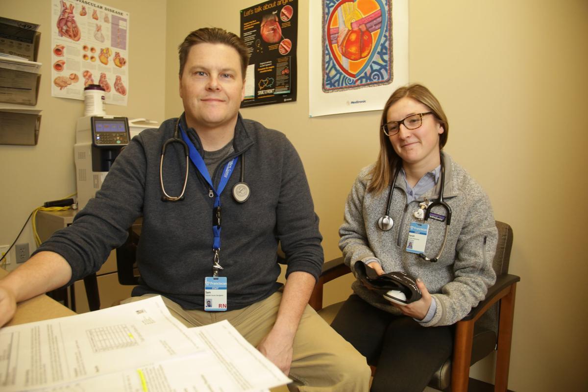 Franciscan Health preventive heart scans