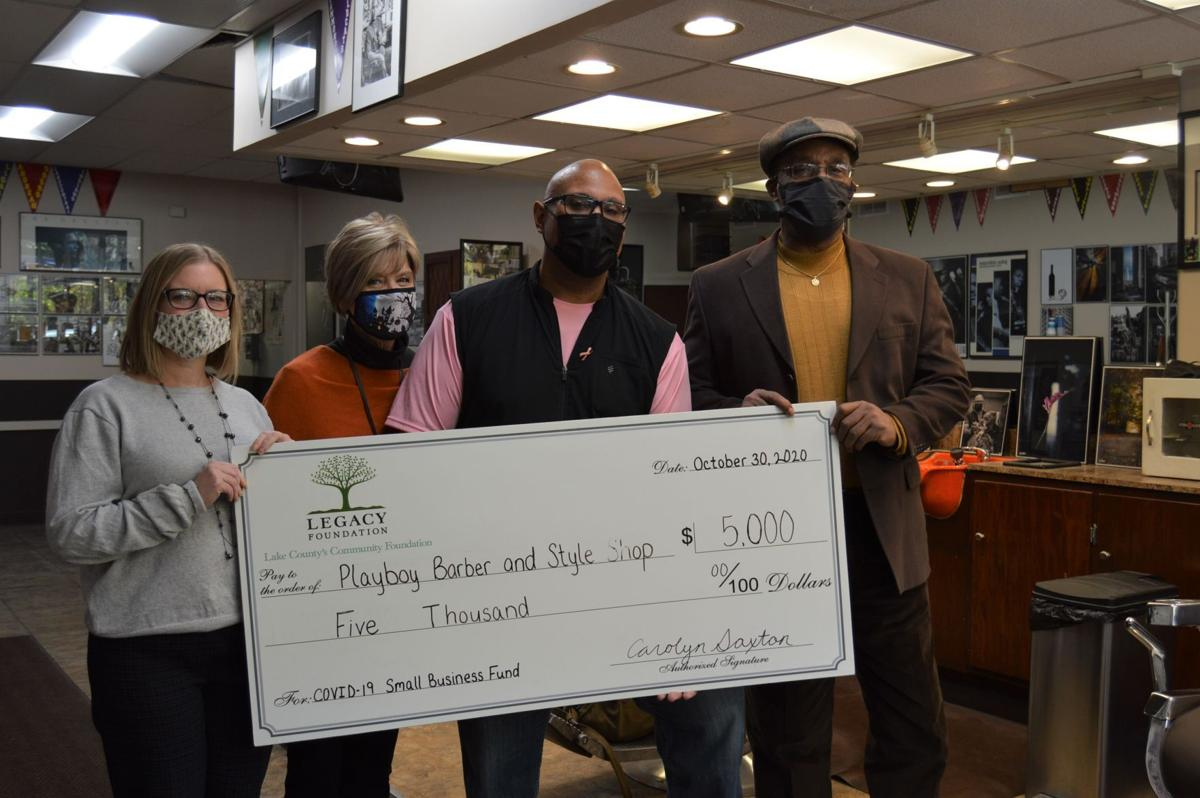 Legacy Foundation awards $50,000 in COVID-19 relief grants to small businesses in Gary and East Chicago