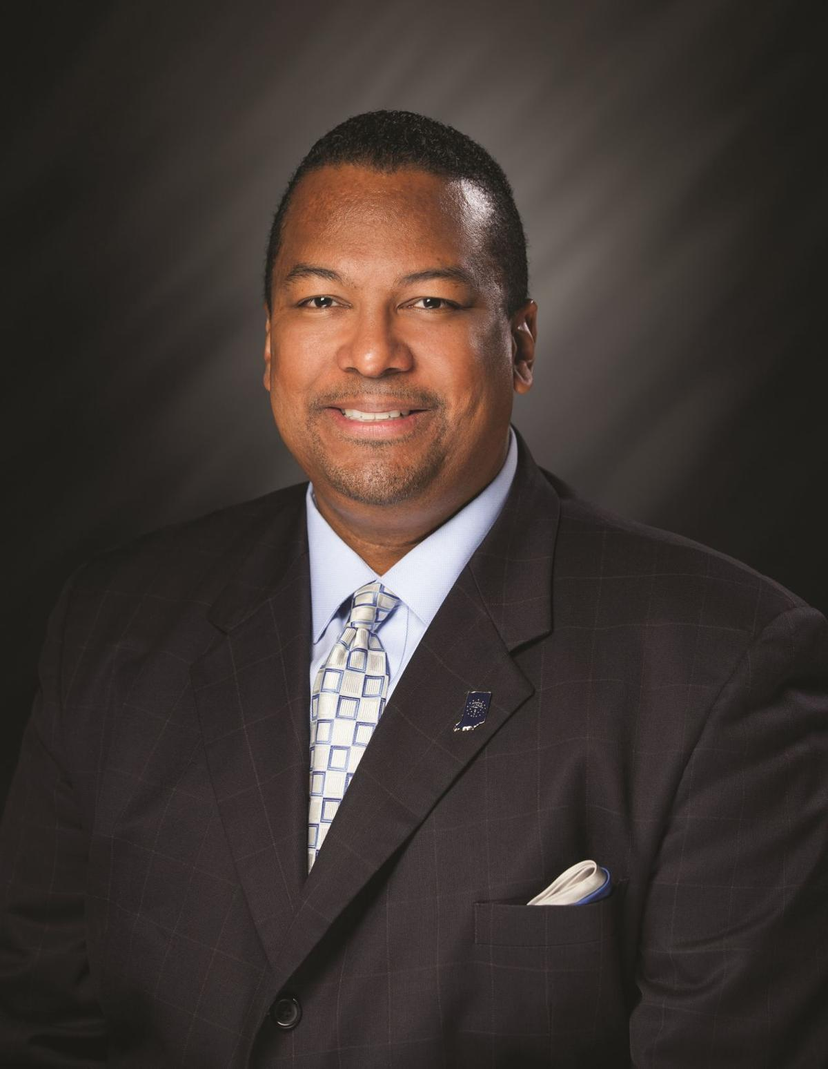 State Rep. Earl Harris Jr., D-East Chicago