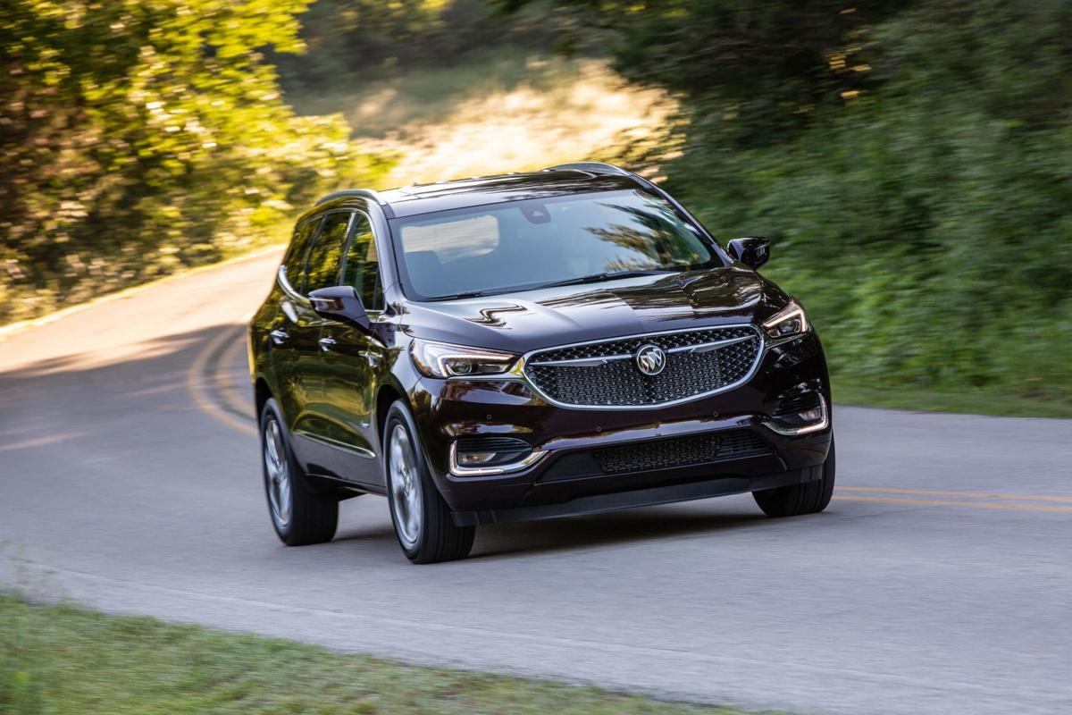 Buick gives the buyers what they want with all-SUV lineup
