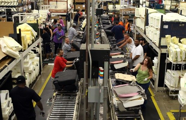 lear plans to open new portage plant transfer workers northwest