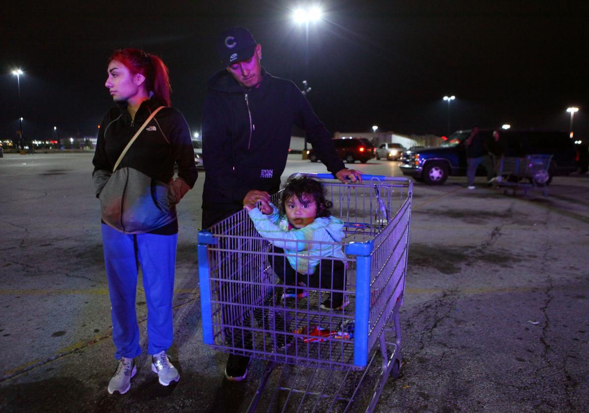 Shooting at Walmart