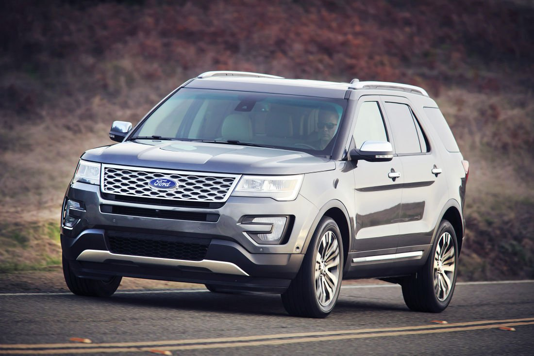 Ford recalling thousands of Calumet Region-made Explorers