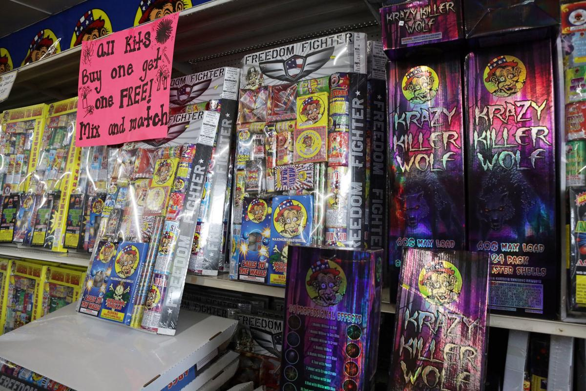 Local laws, safety measures come into play with do-it-yourself fireworks shows