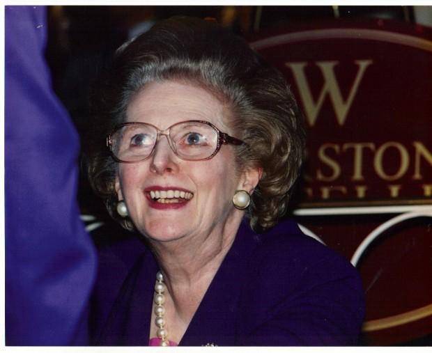 OFFBEAT Former Prime Minister Margaret Thatcher Not Attending
