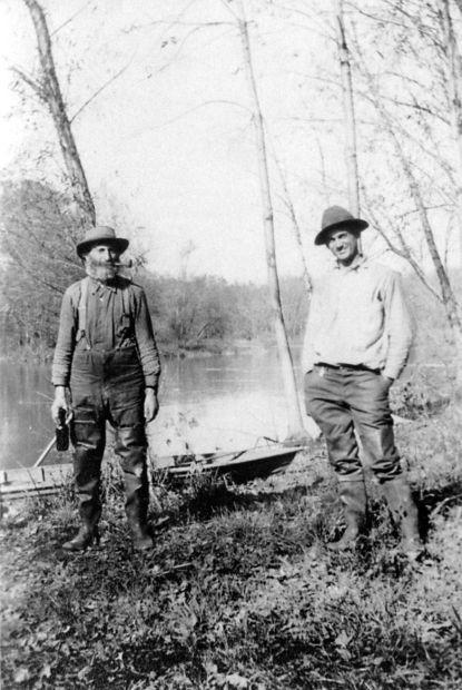 'Pioneer Hunters of the Kankakee'