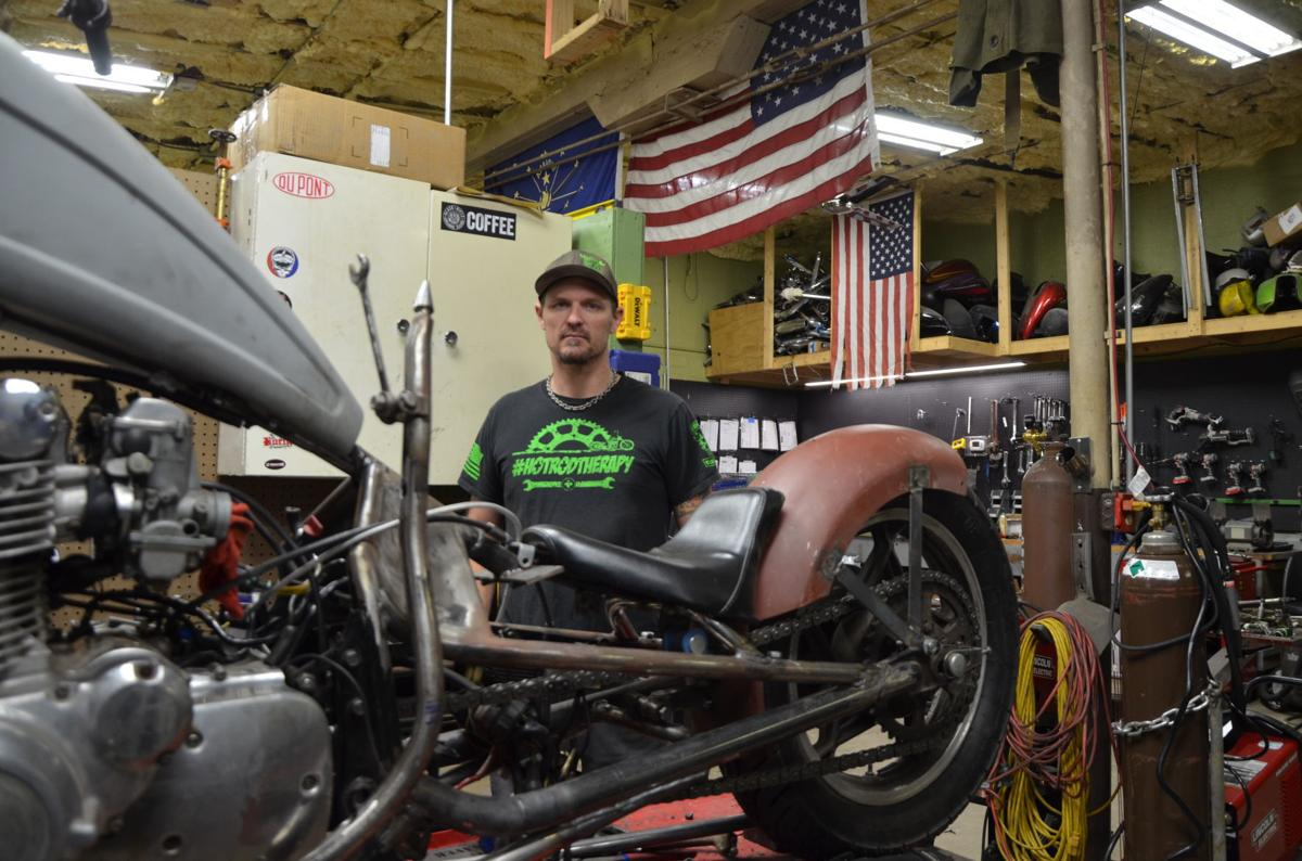 Operation Combat Bikesaver provides 'hot rod therapy' to