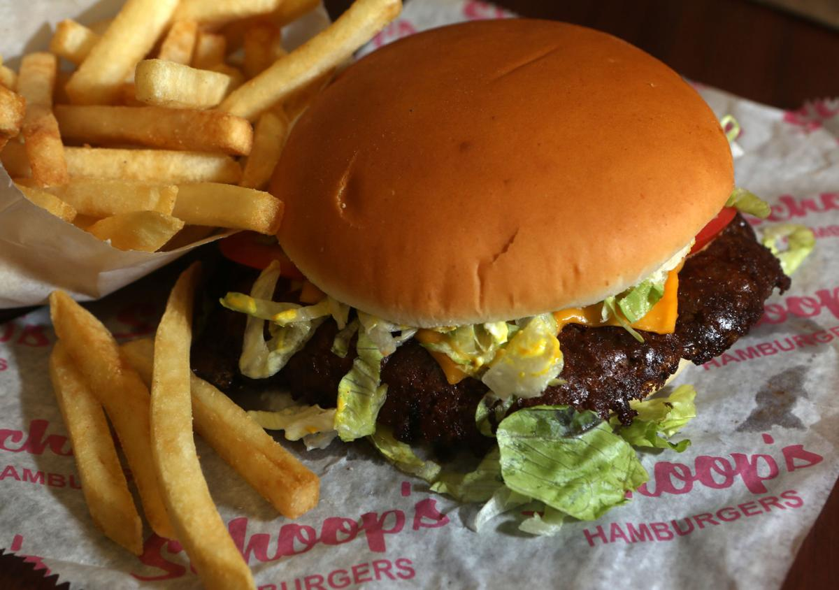Best Hamburger Schoops