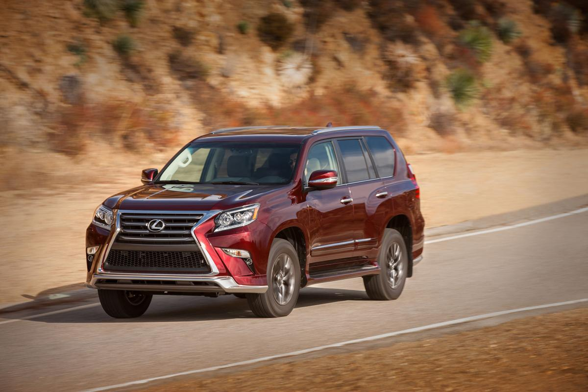 Lexus GX 460 is rugged and refined | Cars | nwitimes.com