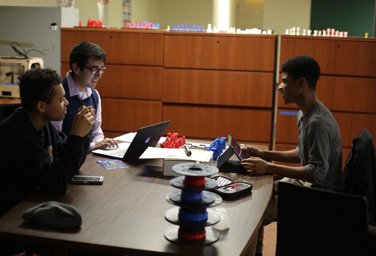 Internship program at The Hub
