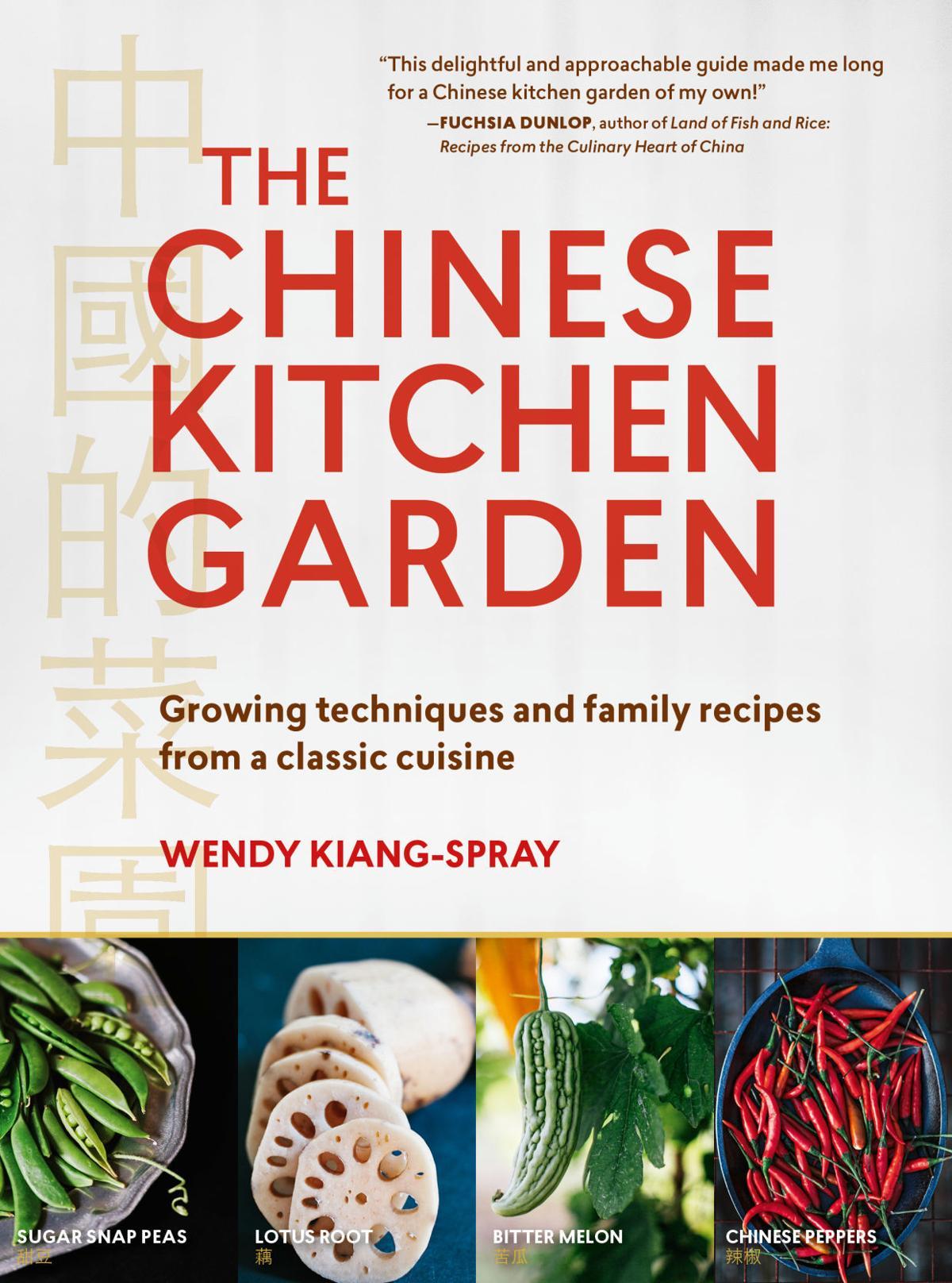 chinese kitchen garden cookbook