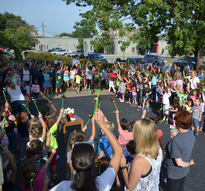 Montessori Children's Schoolhouse celebrates International Peace Day