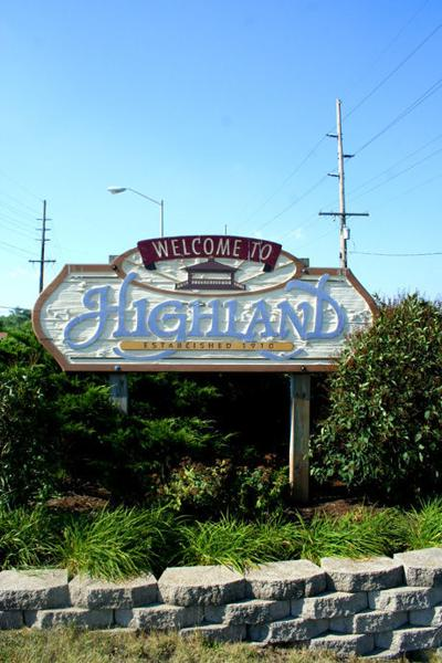 Highland stock