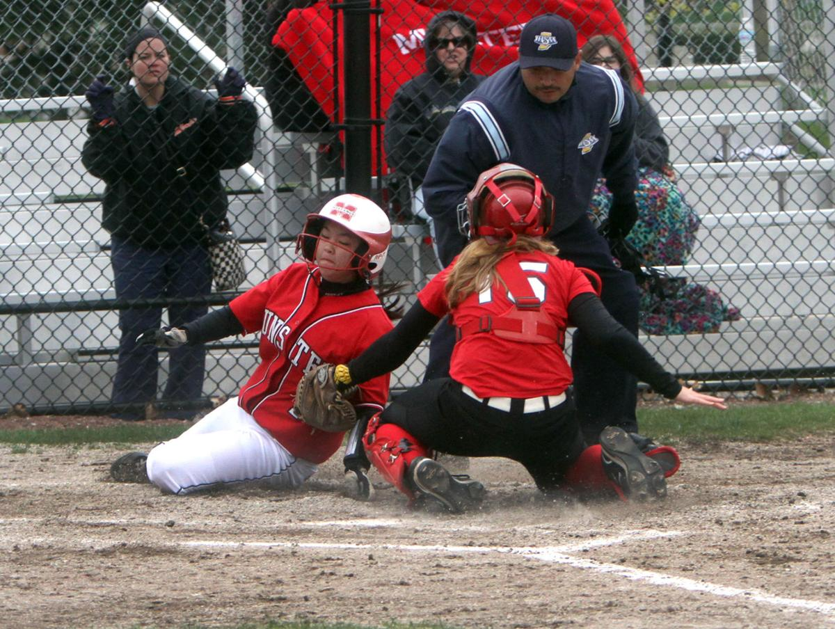 Kankakee Valley's Maddie Swart to play college softball at IPFW
