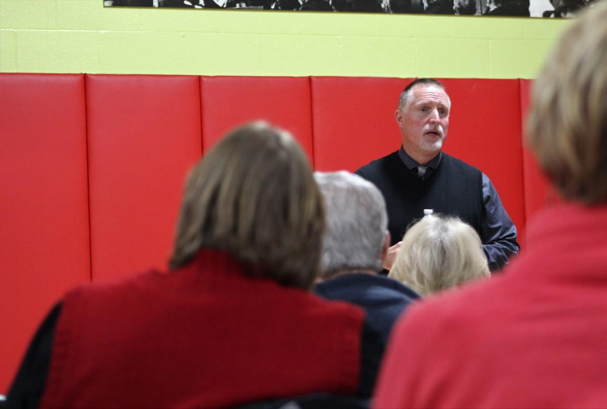 109th work key topic at Crown Point forum with mayor