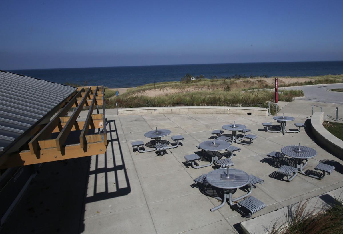 Marquette Park Beach Restaurant