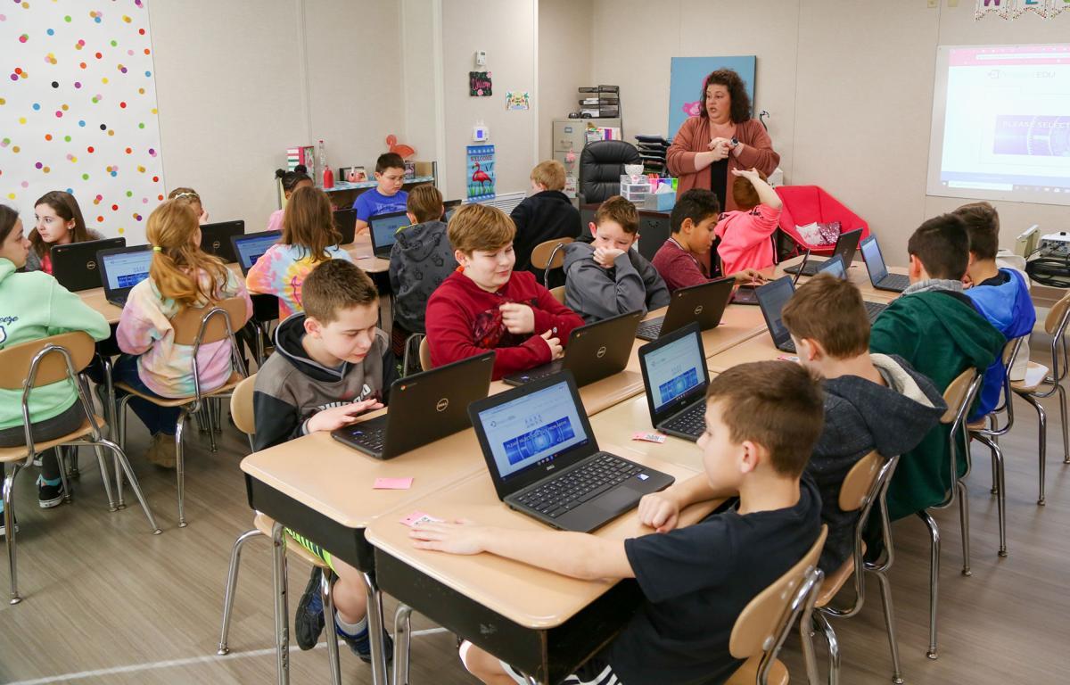 Hanover modular classrooms