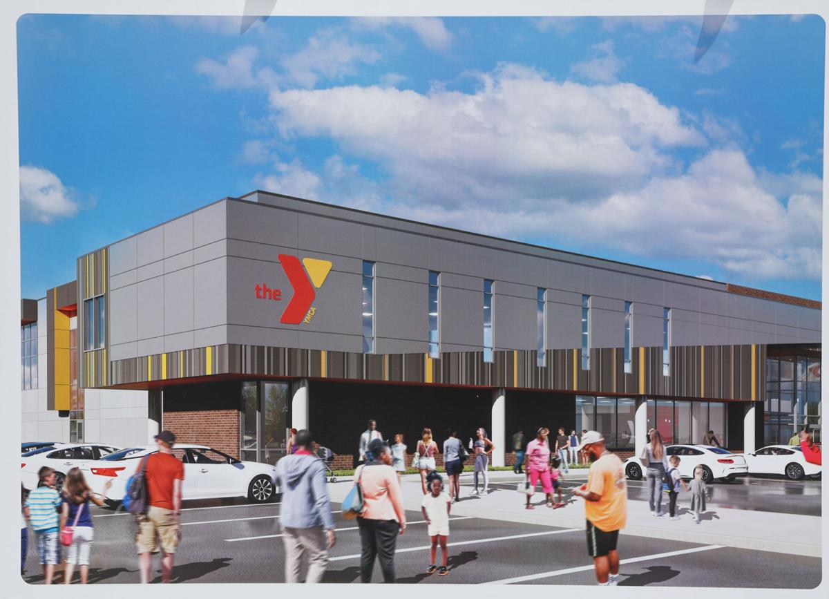 New Hammond YMCA announced