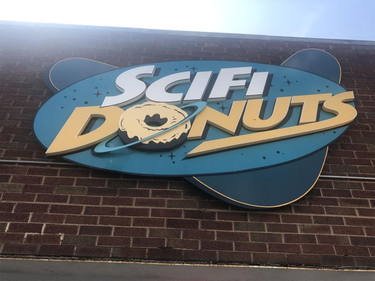 SciFi Donuts blasts off in Griffith