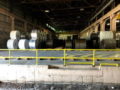 Steel production down more than 20% with capacity utilization of just 65.8%
