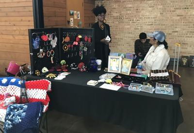 Flea market supports work of African American Alliance