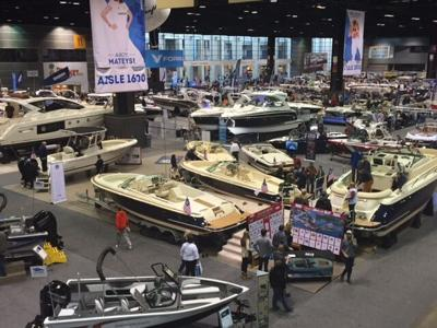 COVID sinks 2021 Progressive Insurance Chicago Boat Show