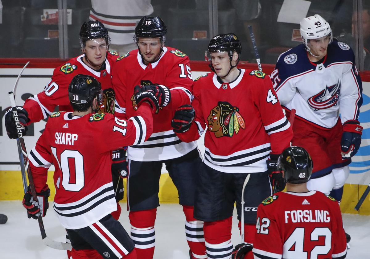 Blackhawks Preview