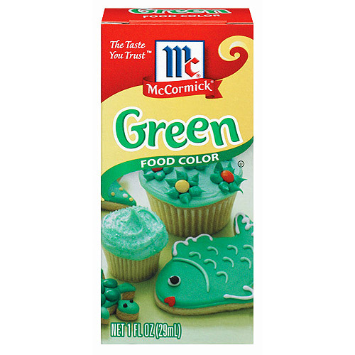 McCormick Green Food Coloring | Home and Garden | nwitimes.com