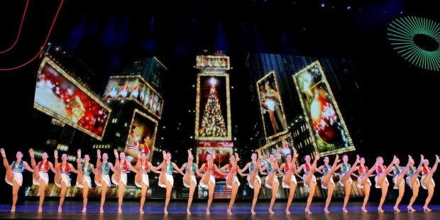 the radio city christmas spectacular starring the rockettes - Rockettes Christmas Show