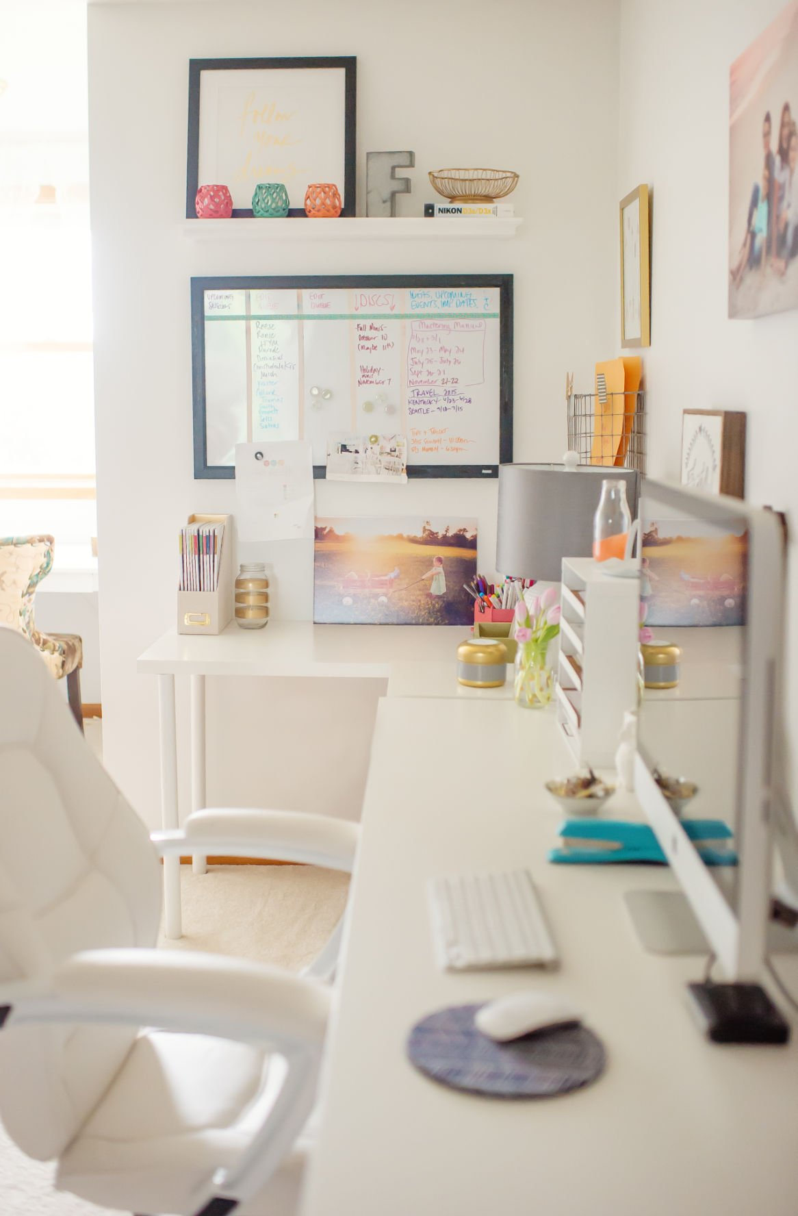 Design ideas for your home office Design
