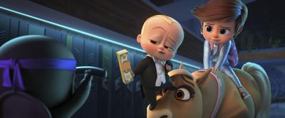Film Review - The Boss Baby: Family Business