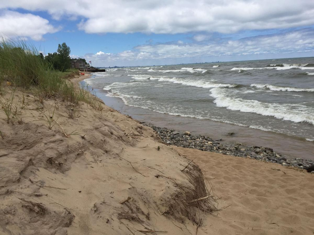 Erosion Continues To Batter Ogden Dunes Portage Ss