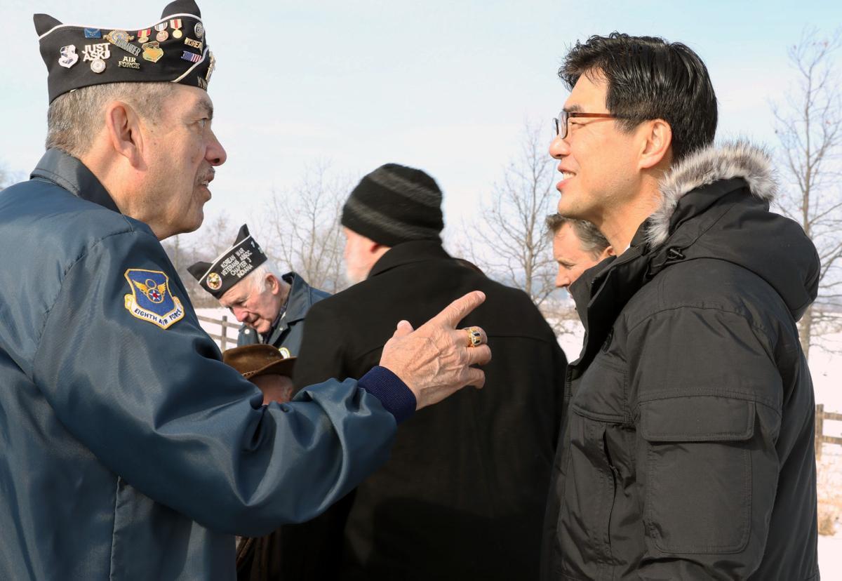 Korean Wan memorial to get historical correction