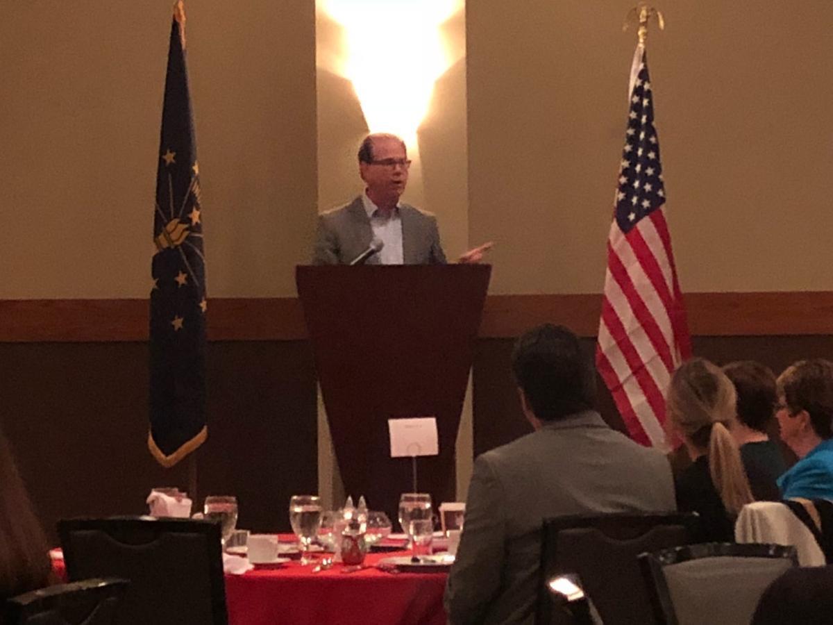 Sen. Braun views Trump impeachment effort as 'political pursuit' by House Democrats