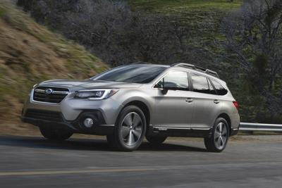 Behind the Wheel Outback or Regal TourX