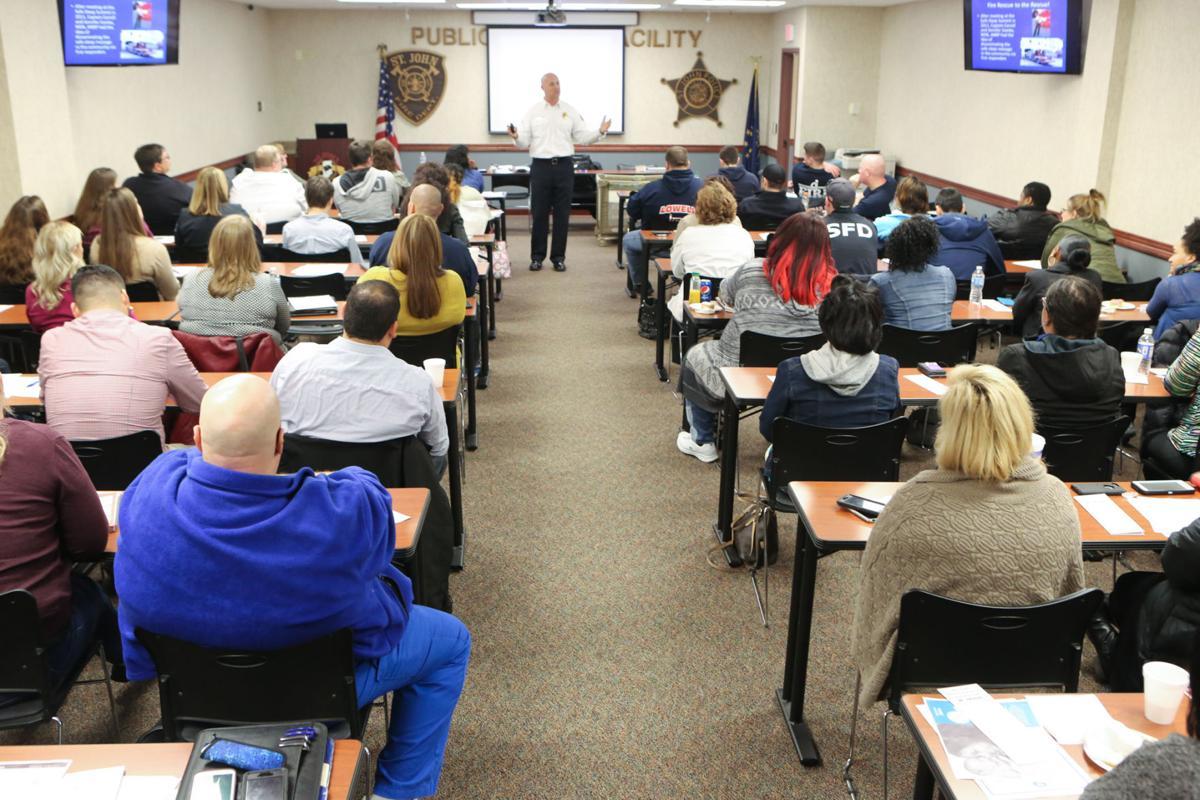Direct On-Scene Education training