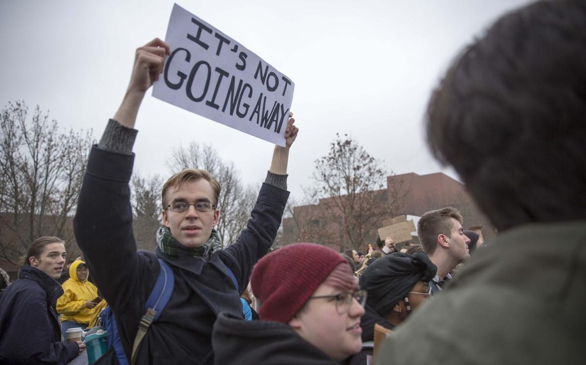 Ball State Protest