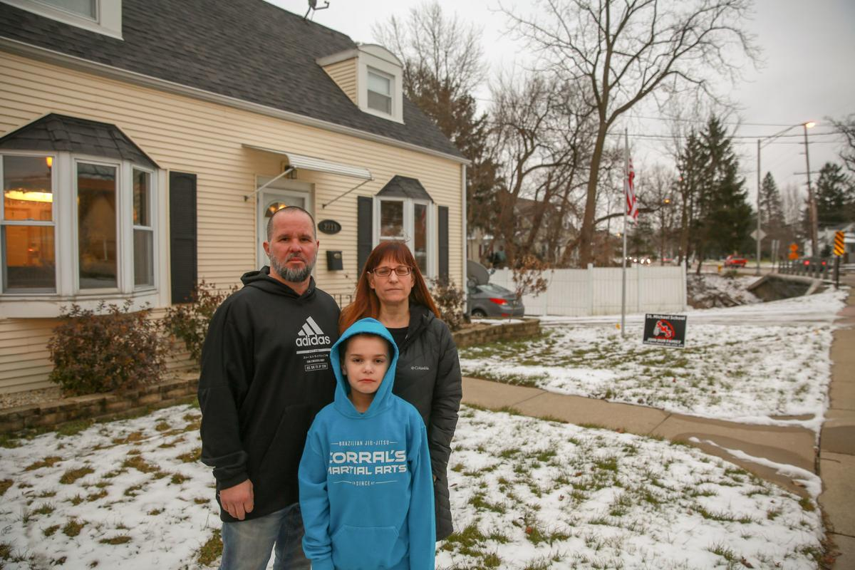 Family's home condemned by the County for a Hart Street bridge replacement, enlargement project