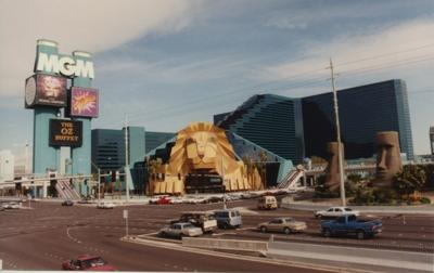 OFFBEAT: Las Vegas MGM Grand Hotel and Casino losing trademark 'live' lions