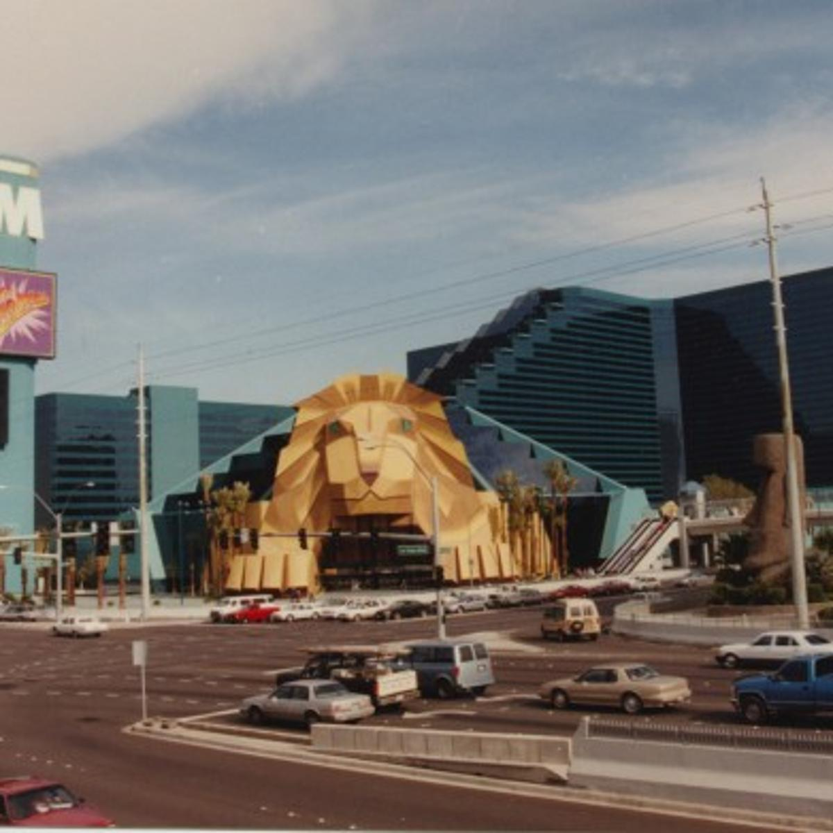 Offbeat Las Vegas Mgm Grand Hotel And Casino Losing Trademark Live Lions Offbeat With Phil Potempa Nwitimes Com